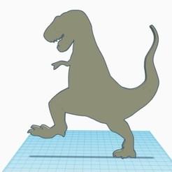 Download free 3D printer files Dinosaur 7/7, D3DCreative