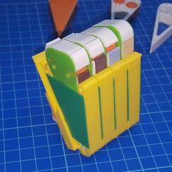 20201123_093440.jpg Télécharger fichier STL KIT Bâton de ponçage avec fermeture à cliquet + étui • Objet imprimable en 3D, aleXall