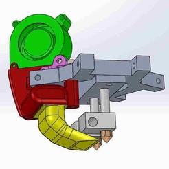 P1.JPG Télécharger fichier STL gratuit Ventilateur de gaine pour Geeetech G2S • Objet pour impression 3D, aleXall
