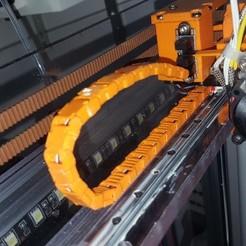 Télécharger fichier imprimante 3D Micro chaîne câblée, aleXall