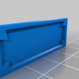 Download free 3D printer templates 28mm mini plinth remix; featuring name plates, daftpirate15