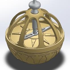Télécharger plan imprimante 3D Liahona, 3dprimary