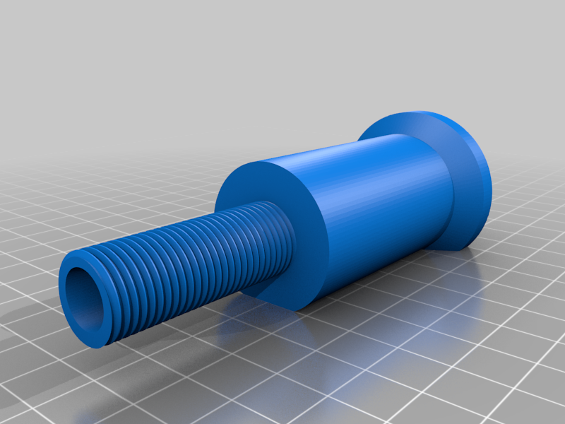 2kg_spool_Part_A.png Download free STL file Technology Outlet 2kg Spool Mount • 3D printable template, HughMann