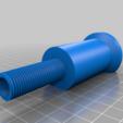 Télécharger fichier STL gratuit Prise de courant technologique 2 kg sur bobine • Objet pour impression 3D, HughMann