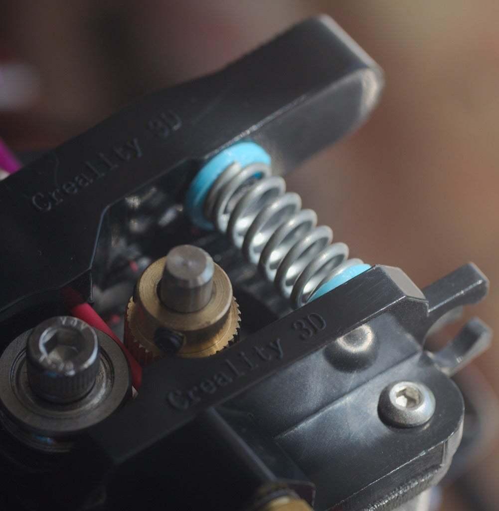 DSCF0791.jpg Télécharger fichier STL gratuit Ender 2 Tendeurs à ressort • Objet à imprimer en 3D, HughMann