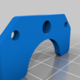 Download free 3D printing models Logitech C270 cam mount for Stepper Motor (compatible with Sidewinder X1), mathiaspl20