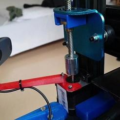 photo_2020-05-13_15-17-06.jpg Download free STL file Logitech C270 cam mount for Stepper Motor (compatible with Sidewinder X1) • Template to 3D print, mathiaspl20