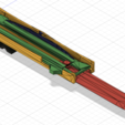 """2019-09-23_21_42_51-Window.png Télécharger fichier STL gratuit OTF Knife Switch Blade (Fonctionnel) version """"améliorée"""" v1.2 • Modèle imprimable en 3D, mathiaspl20"""