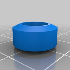 Télécharger modèle 3D gratuit K40 lasercutter X axis carriage rollers, mathiaspl20