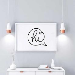 CHAT LINE ART MOCKUP.jpg Télécharger fichier STL gratuit CHAT LINE ART • Objet à imprimer en 3D, R3DI