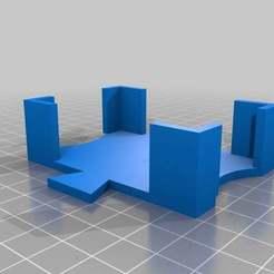 Descargar Modelos 3D para imprimir gratis Eldritch Horror Pequeño Tarjetero, zcsaale