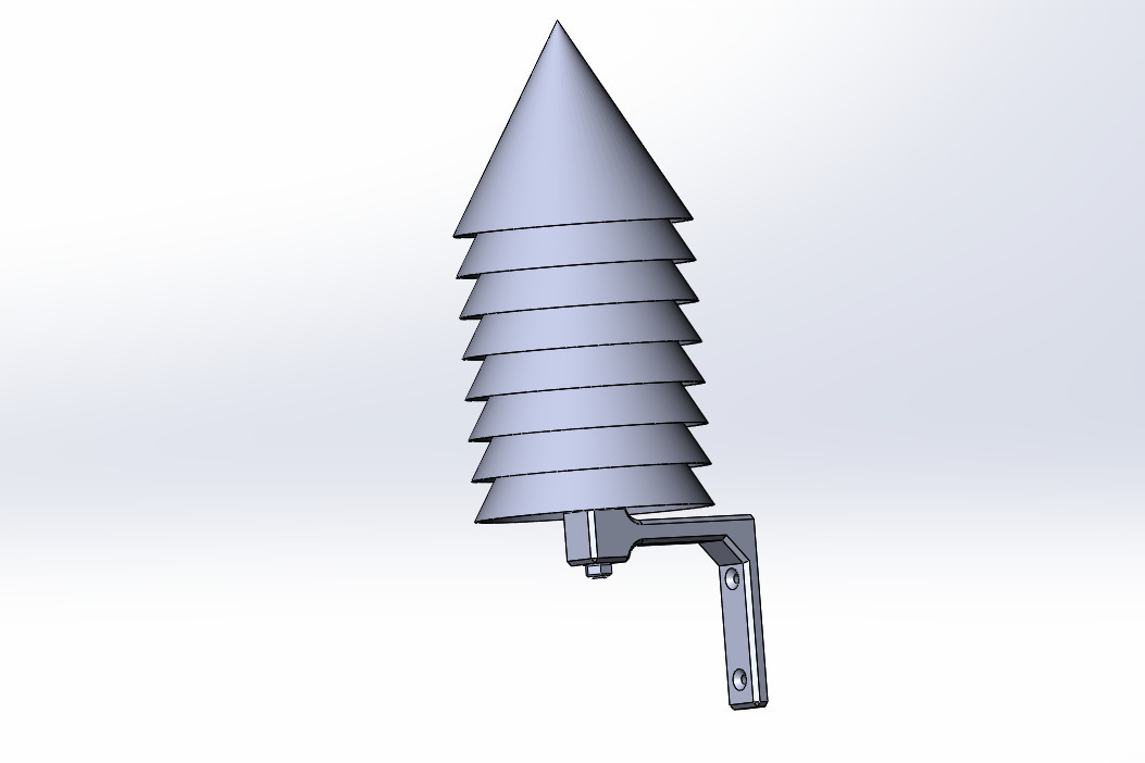 Stivenson_V1.jpg Download free STL file Stevenson screen • 3D printing object, Sergei000