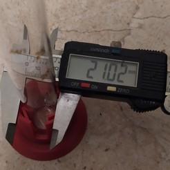 Télécharger fichier 3D gratuit Cylindre gradué (oD=21mm) Base, Sergei000