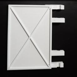 Télécharger modèle 3D trappe cage a oiseaux, romchlomnz2106