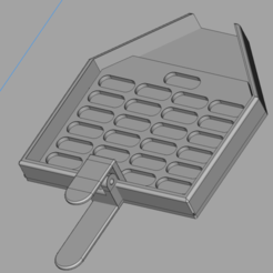 complete_FreeCAD.PNG Download OBJ file Capsule or tablet counter • 3D printing model, gamingkingpin