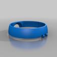 Download free STL file Snap Together Pokeball • 3D print template, reakain