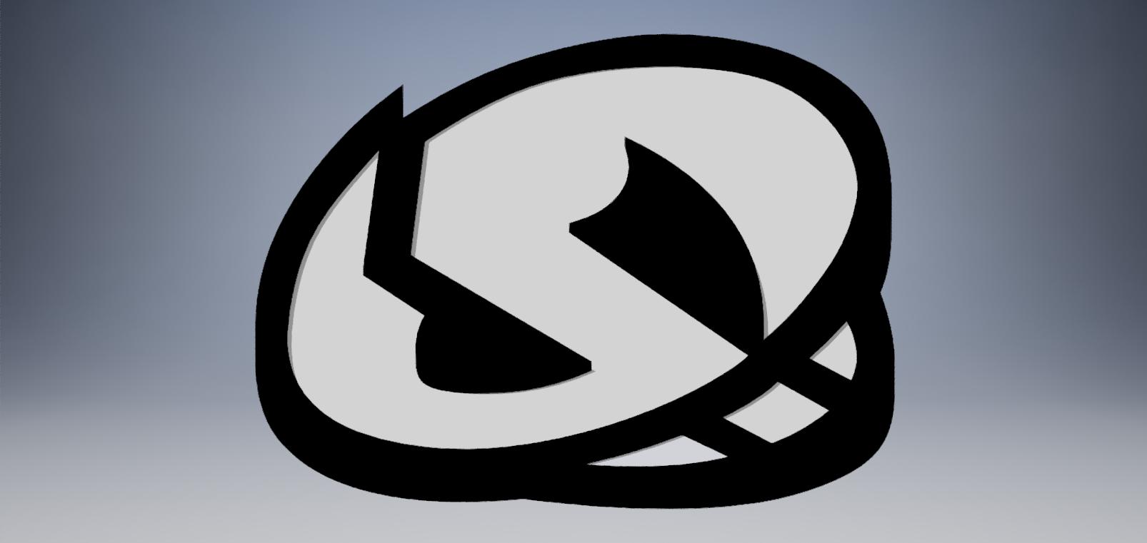 teamskull.png Télécharger fichier STL gratuit Pendentif du crâne de l'équipe • Objet à imprimer en 3D, reakain