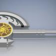 Télécharger fichier imprimante 3D gratuit Hache de main de Norn Guild Wars 2, reakain
