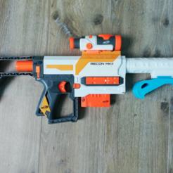 Télécharger objet 3D Nerf Grip, ludovic_gauthier