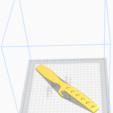 Display.png Download STL file Manual Paint mixer • 3D printing design, ludovic_gauthier