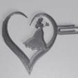 Image_2.png Download STL file Bookmark-Princess • 3D printer design, ludovic_gauthier