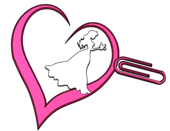 Image_1.png Download STL file Bookmark-Princess • 3D printer design, ludovic_gauthier
