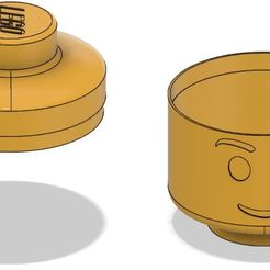 Image_1.jpg Download STL file Lego Head Box • 3D printing model, ludovic_gauthier