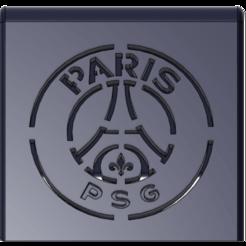 Image_4.png Download STL file PSG phone support - Paris Saint Germain • 3D print object, ludovic_gauthier