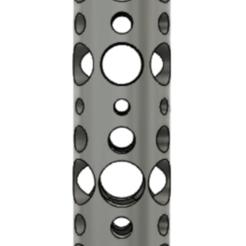 Descargar modelos 3D para imprimir Nerf Silencer V2, ludovic_gauthier