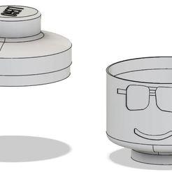 Descargar diseños 3D Lego Head Box - El mejor, ludovic_gauthier