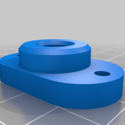 rail_fix_01.png Download free STL file CTC i3 fix for loose lower 8mm rods • 3D print design, peaberry