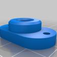 Télécharger fichier STL gratuit CTC i3 fix pour les tiges inférieures de 8 mm non fixées • Objet pour impression 3D, peaberry