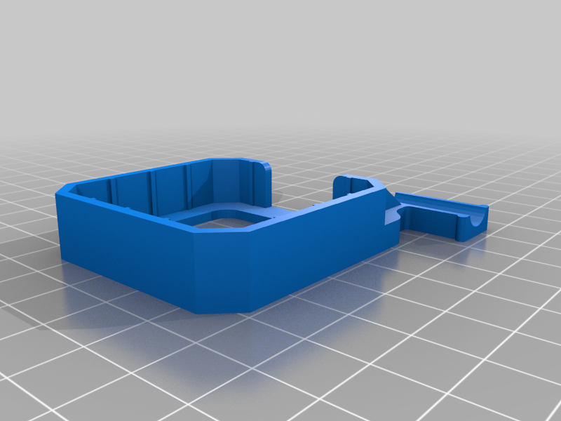 strain_relief01.png Download free STL file Cable Strain Relief for NEMA 17 Stepper / 3018 CNC Engraver • 3D printable model, peaberry
