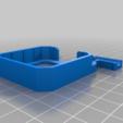 Télécharger fichier STL gratuit Soulagement de la tension des câbles pour le graveur NEMA 17 Stepper / 3018 CNC • Modèle imprimable en 3D, peaberry