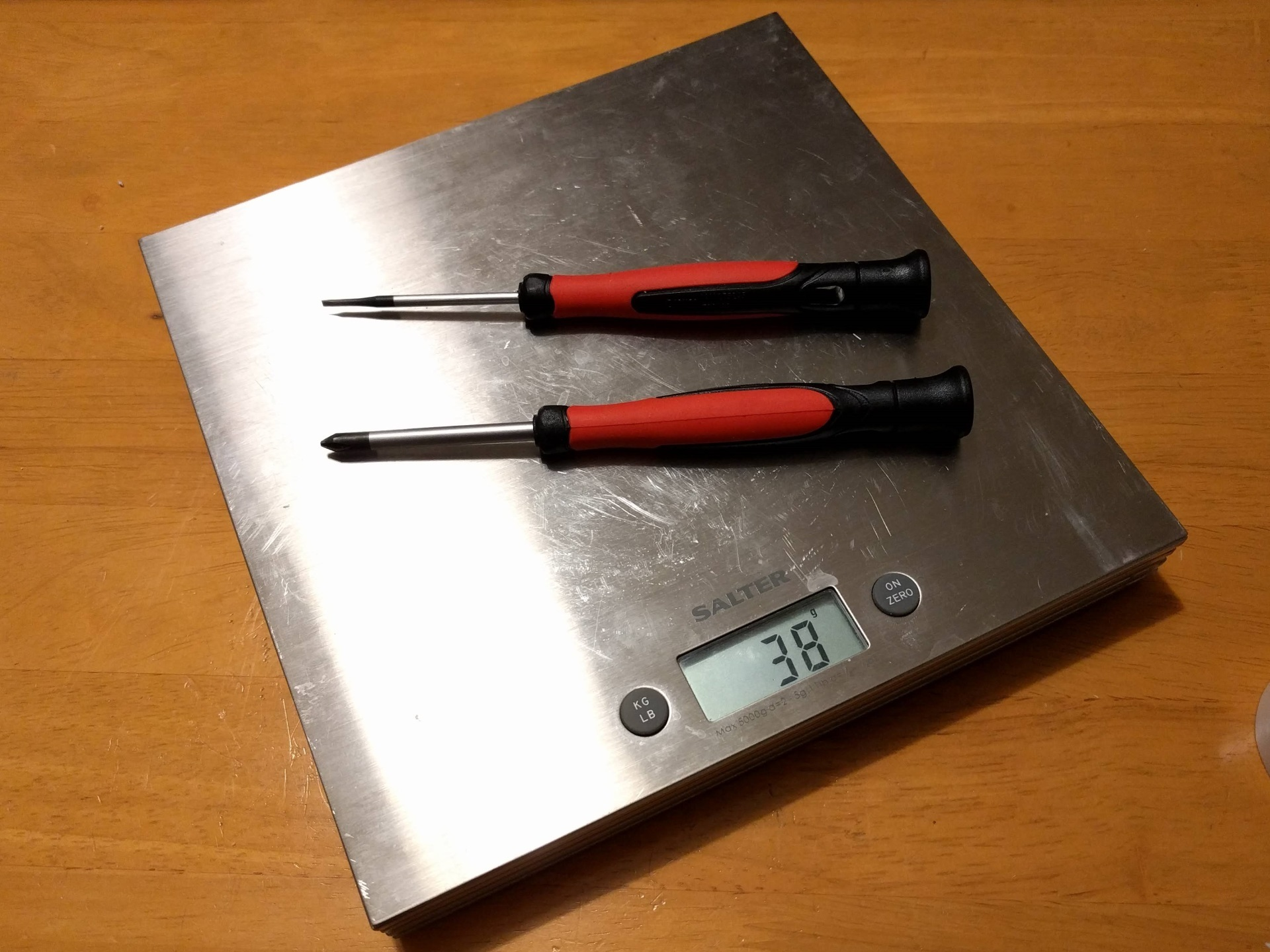 image1.jpg Download free STL file Replacement Feet for Salter Digital Kitchen Scales • 3D printing object, peaberry