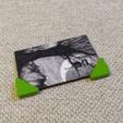 Télécharger fichier 3D gratuit Le coin des cartes et des photos, peaberry