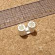 Télécharger fichier STL gratuit Pied pour étendoir à vêtements / Sèche-linge • Plan pour impression 3D, peaberry