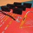 hotbed_spacer_01.jpg Télécharger fichier STL gratuit Kossel 220mm Hot Bed Spacers / Supports • Design pour imprimante 3D, peaberry