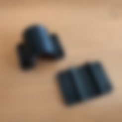 Télécharger fichier STL gratuit Collier de serrage pour tuyaux (21,5 mm ou similaire) • Design pour impression 3D, peaberry
