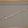 Goggombil.png Télécharger fichier STL gratuit Logo du coupé Goggomobil • Modèle à imprimer en 3D, peaberry