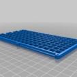 1170d78820d157824c1b2940fe5bcd84.png Télécharger fichier GCODE gratuit 32x8 LED Grille matricielle pour diffuseur • Design à imprimer en 3D, peaberry