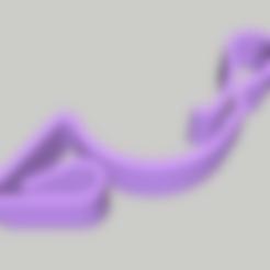 Télécharger fichier STL gratuit Des crochets de gouttière pour les lumières de Noël • Design pour impression 3D, peaberry