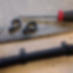 Télécharger fichier STL gratuit Câble P Clip pour conduit de 20 mm • Design pour impression 3D, peaberry