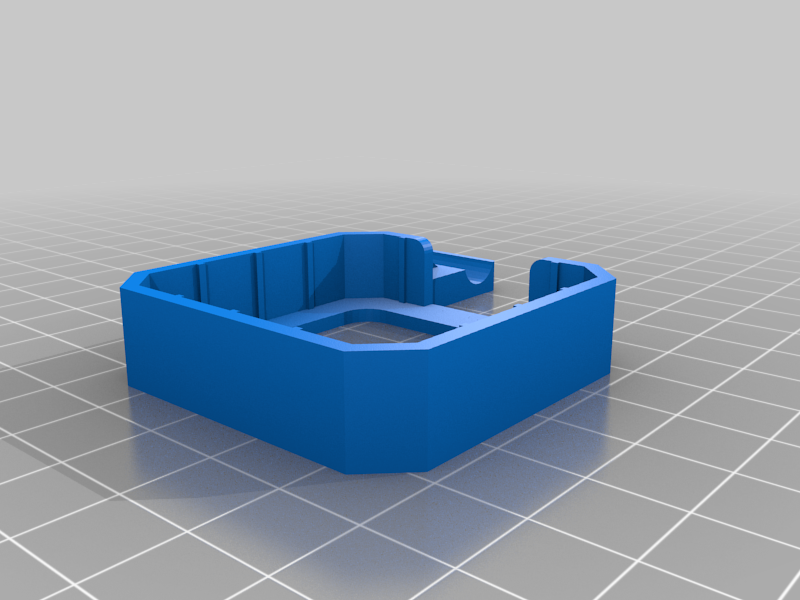 strain_relief01_mirrored.png Download free STL file Cable Strain Relief for NEMA 17 Stepper / 3018 CNC Engraver • 3D printable model, peaberry