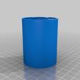 Télécharger fichier STL gratuit Ponceuse Bosch PBS 75A / Pièce de rechange pour rouleau / Fixer • Design pour impression 3D, peaberry