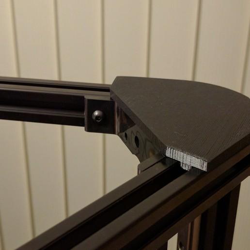 Télécharger fichier 3DS gratuit Embout de la tour du delta linéaire du Kossel d'Anycubic • Modèle imprimable en 3D, peaberry