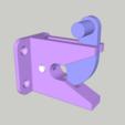 Télécharger fichier STL gratuit Verrouillage de la porte automatique • Modèle pour impression 3D, peaberry