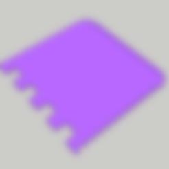 Télécharger fichier STL gratuit Épandeur de colle à carrelage / coulis • Plan imprimable en 3D, peaberry