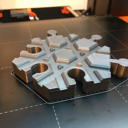 IMG_6537.jpg Télécharger fichier GCODE gratuit Carrefour de voies ferrées en bois : 6 voies (Brio / Ikea ...) • Modèle pour imprimante 3D, Locorico