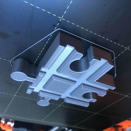 IMG_6532.jpg Télécharger fichier GCODE gratuit Carrefour de voies ferrées en bois : 4 voies (Brio, Ikea ...) • Objet pour impression 3D, Locorico